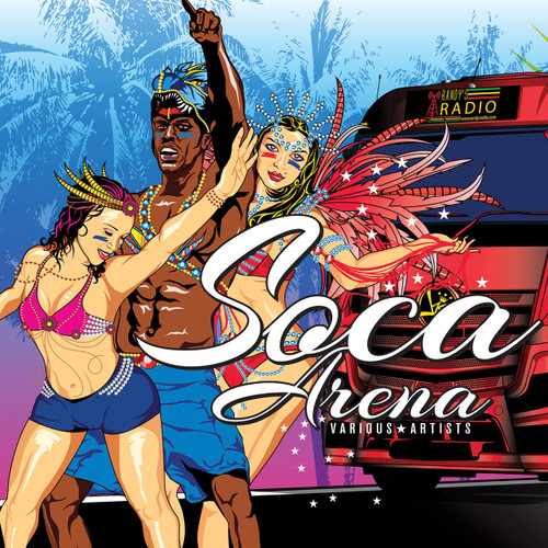 Soca Arena - Various Artists