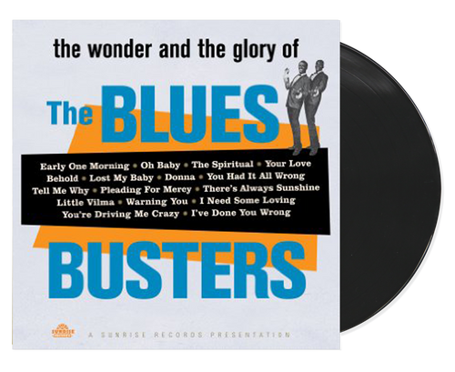 The Wonder And Glory Of The Blues Busters - Blues Busters (LP)