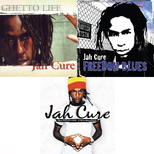 The Cure Bundle - Jah Cure (3CD Set)