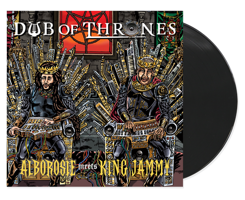 Dub Of Thrones - Alborosie Meets King Jammy (LP)