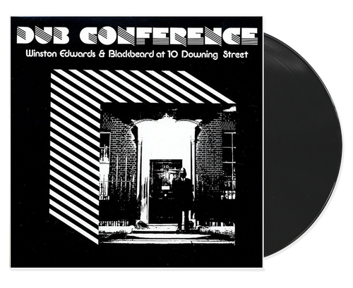 Dub Conference At 10 Downing Street - Winston Edwards & Blackbeard (LP)