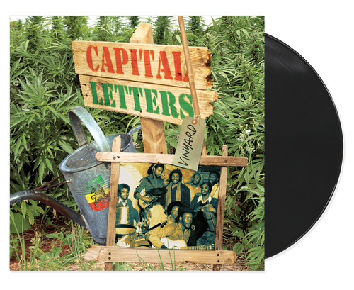 Vinyard - Capital Letters (LP)