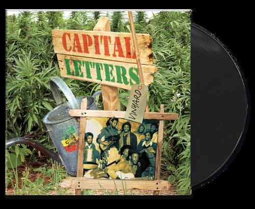 Vinyard - Capital Letters (LP)