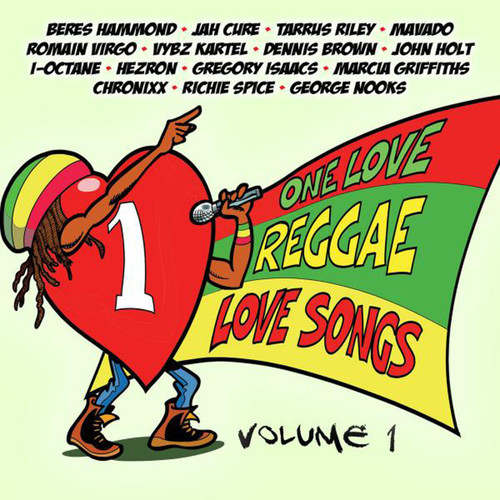 One Love Reggae Love Songs Vol.1 - Various Artists