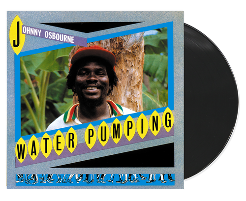 Water Pumping - Johnny Osbourne (LP)