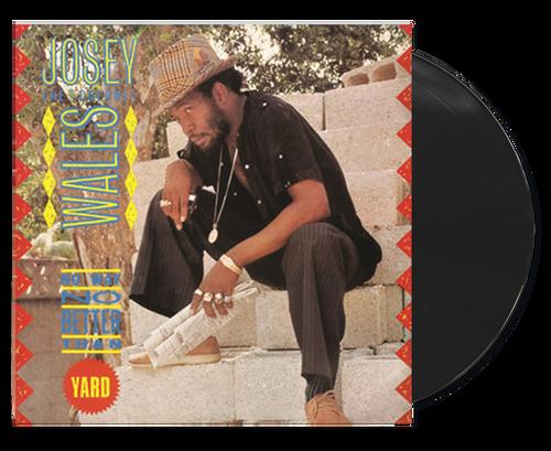 No Way No Better Than Yard - Josey Wales (LP)