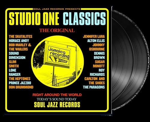 Studio One Classics  - Various Artists (2LP)