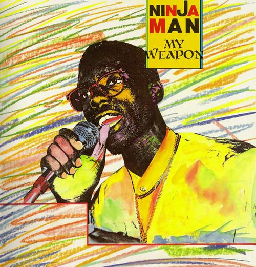 My Weapon - Ninjaman (LP)