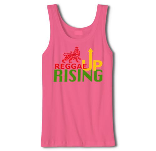 REGGAE UPRISING LADIES TANK