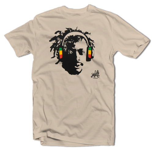 HEADPHONES MEN TEE