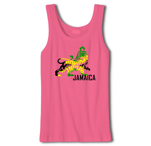 RD LOGO JA LADIES TANK