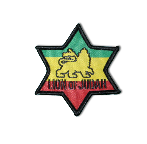 Lion Of Judah - Woven Patch