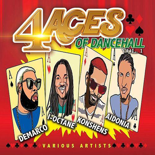 Four Aces Of Dancehall - Various Artists