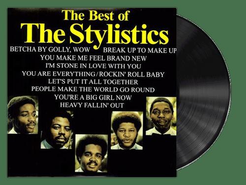 The Best Of The Stylistics - Stylistics (Lp)