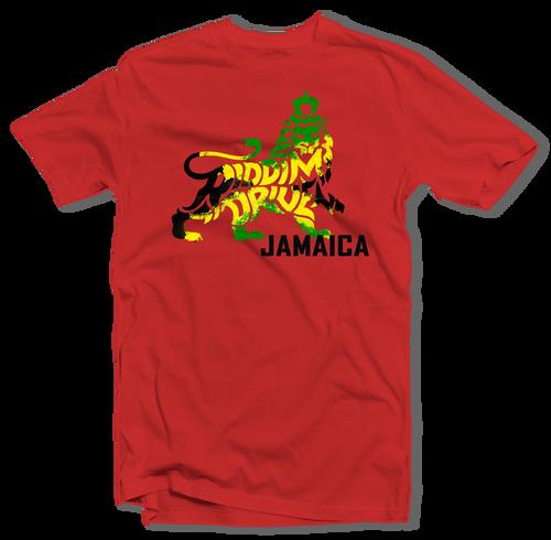 RD LOGO JAMAICA MEN TEE