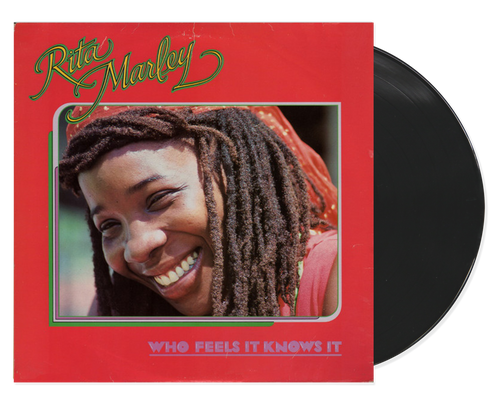 Who Feels It - Rita Marley (LP)
