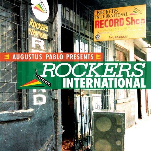 Presents Rockers International (2cd) - Augustus Pablo