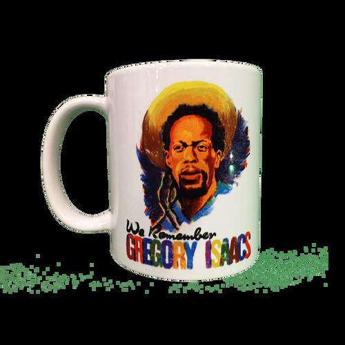 Gregory Isaacs Mug