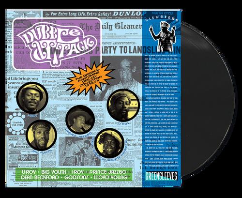 Dubble Attack - Various Artists (LP)