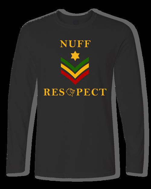 Nuff Respect Men (LS)