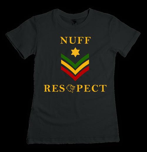 Nuff Respect Ladies
