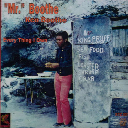 Mr.boothe - Ken Boothe