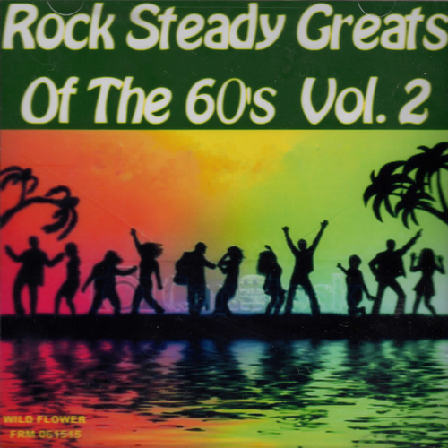 Rockstedy Greats Of The 60's Vol.2 - Various Artists