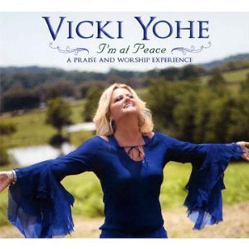 I'm At Peace - Vicki Yohe