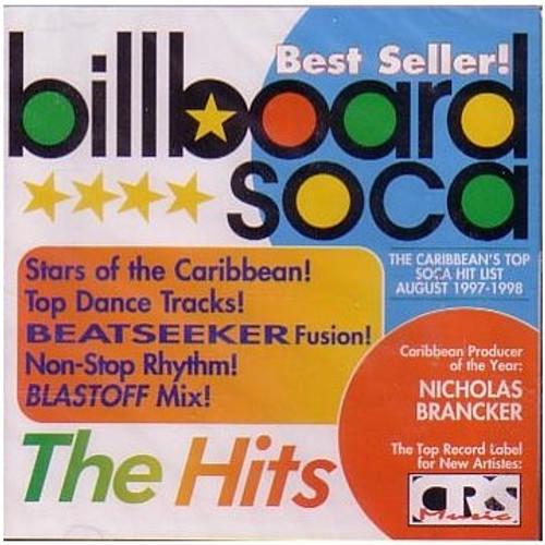 Billboard Soca The Hits - Various Artists