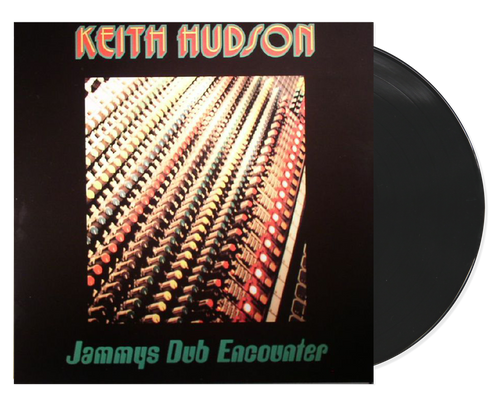 Jammys Dub Encounter - Keith Hudson (LP)