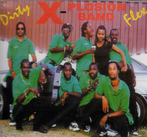 Dirty Flex - Xplosion Band