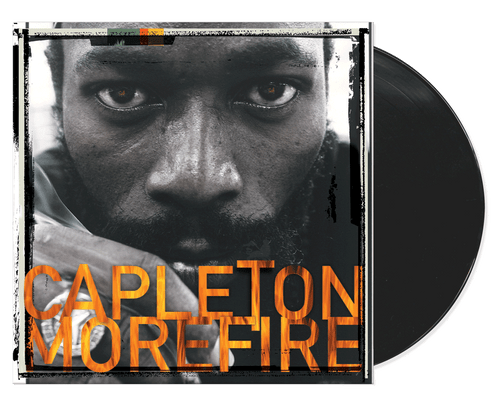 More Fire - Capleton (LP)