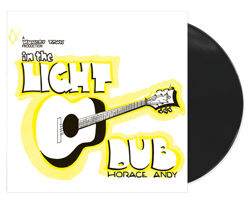 In The Light Dub - Horace Andy (LP)