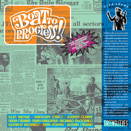 Boat To Progress - Various Artists