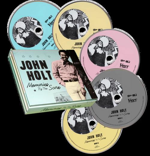 Memories By The Score (5cd Set) - John Holt
