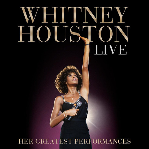 Whitney Live: Her Greatest Performances - Whitney Houston