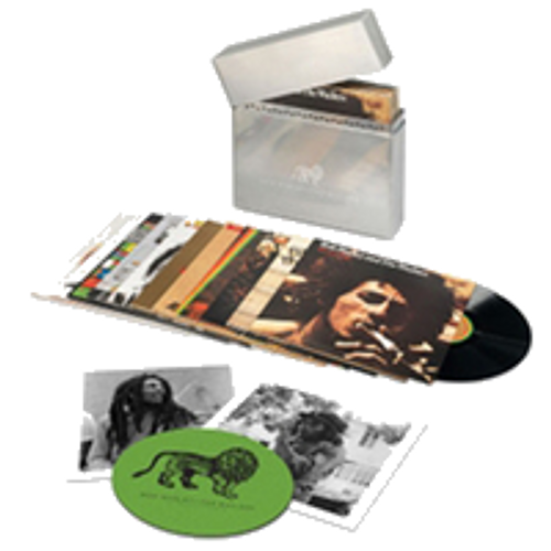 Complete Island Limited Edition - Bob Marley & The Wailers (LP)