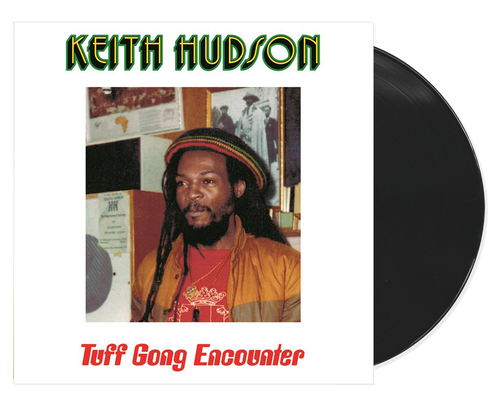 Tuff Gong Encounter - Keith Hudson (LP)