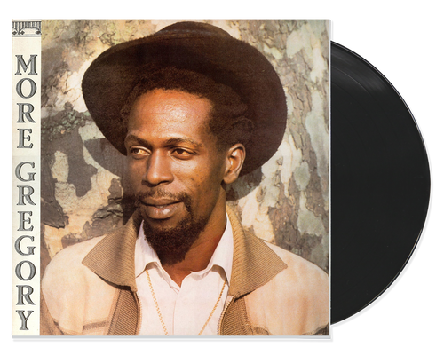 More Gregory - Gregory Isaacs (LP)