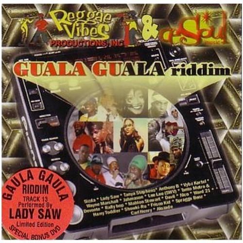 Guala Guala Riddim(Special Bonus Dvd) - Various Artists