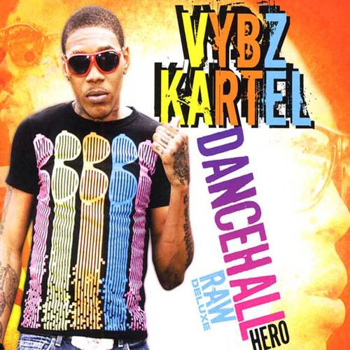 Dancehall Hero Raw Deluxe - Vybz Kartel