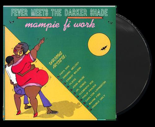Fever Meets Darker Shaed - Various Artists (LP)