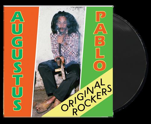 Original Rockers (Deluxe) - Augustus Pablo (LP)