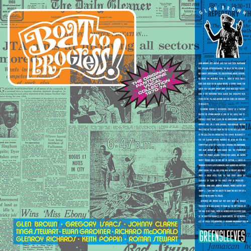 Boat To Progress - Various Artists (HD Digital Download)