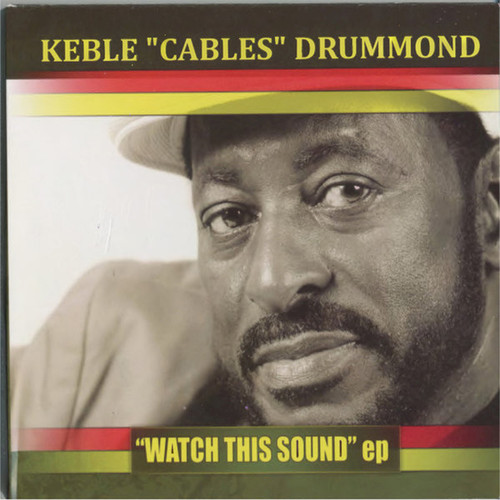 Watch This Sound Ep - Keble'cables'drummond