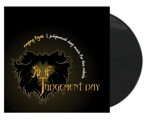 Judgement Day - Raging Fyah (LP)