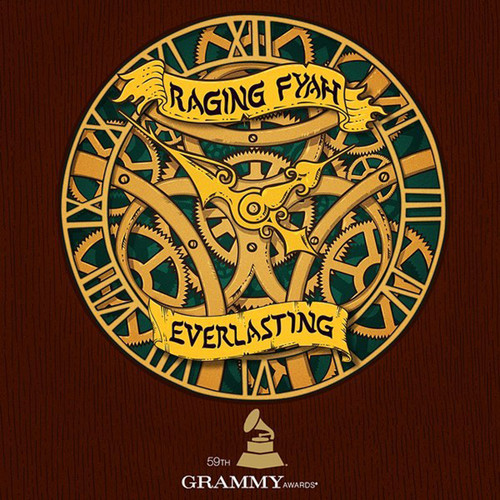 Everlasting - Raging Fyah (HD Digital Download)