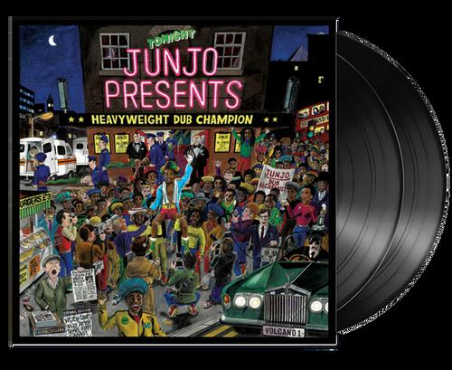 Junjo Presents Heavyweight Dub Champion - Roots Radics (LP)