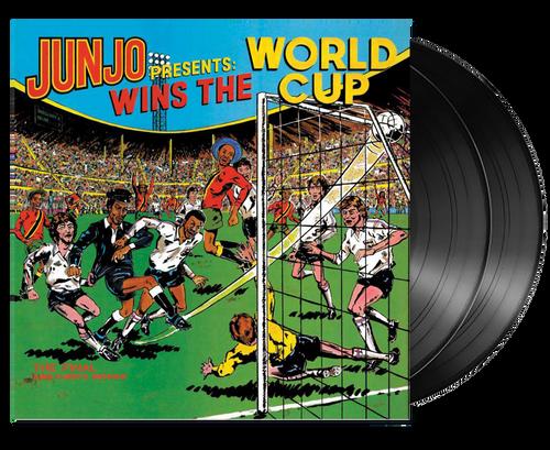 Junjo Presents Win The World Cup - Roots Radics (LP)