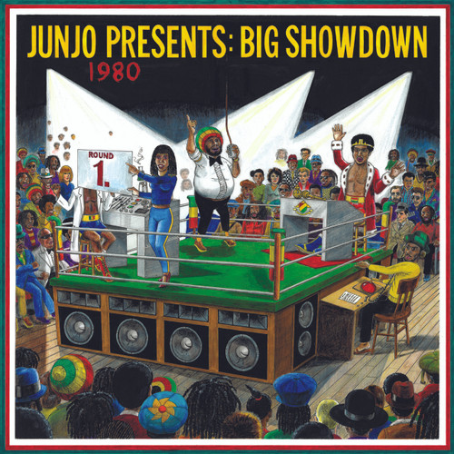 Junjo Presents Big Showdown - Roots Radics